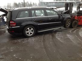 Mercedes-benz Gl klasė