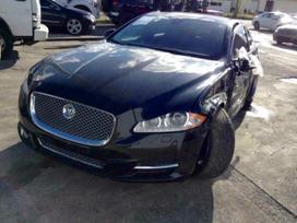 Jaguar Xj dalimis. Jaguar xj 3. 0d кож. салон
