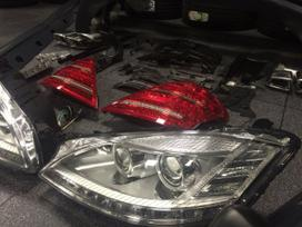 Mercedes-benz S klasė žibintai