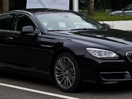 BMW 6 serija по частям. Bmw f06 640d lietotas rezerves daļas ļ
