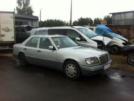 Mercedes-benz E klasė. MB w 124:2. 0i, 2. 3i,