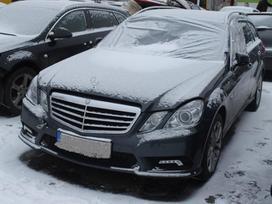 Mercedes-benz E klasė dalimis. Mercedes w212
