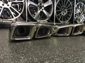 Mercedes-benz S klasė tiuning dalys/aksesuarai