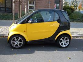 Smart Fortwo. Smart for two 2001г. 0. 8cdi