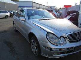 Mercedes-benz E320 dalimis. MB w 211