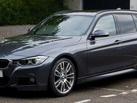 BMW 3 serija dalimis. Bmw f30 320d lietotas rezerves daļas ļoti