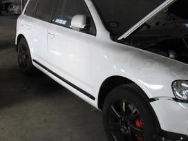 Volkswagen Touareg dalimis. Volkswagen touareg 5. 0d, кож. салон