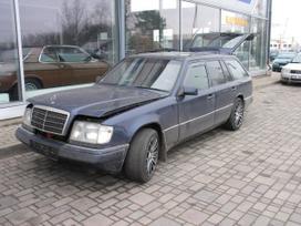 Mercedes-benz E klasė dalimis. MB w 124 pikap