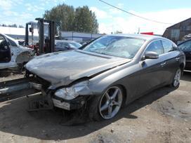 Mercedes-benz Cls klasė dalimis. Mercedes