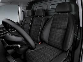 Mercedes-benz V klasė salono detalės
