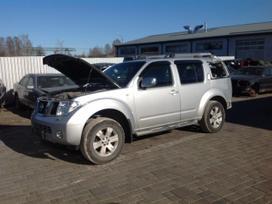 Nissan Pathfinder. Status 55 euro-4 87000km