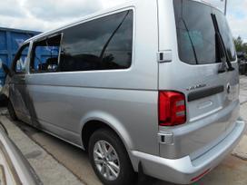 Volkswagen Caravelle dalimis. Volkswagen t6 caravella 2. 0tdi, пр