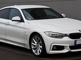 BMW 4 serija dalimis. Bmw f36 420d lietotas rezerves daļas ļoti