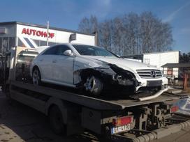 Mercedes-benz Cls55 Amg. 5.5 kompressor
