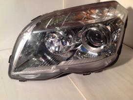 Mercedes-benz GLK klasė žibintai