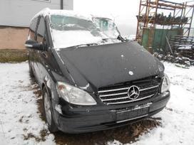 Mercedes-benz Viano dalimis. Vito w 639: 3.0