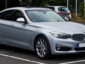 BMW 320 Gran turismo dalimis. Bmw f34 gt 320i lietotas rezerves