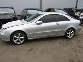 Mercedes-benz Clk klasė dalimis. MB w 209: 2.