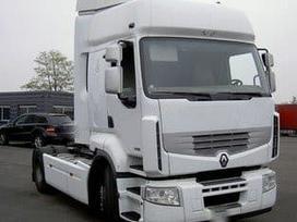 Renault Premium DXI410, vilkikai