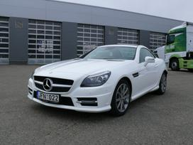 Mercedes-benz Slk250, 2.1 l., kabrioletas