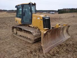 Caterpillar D5K, Прокат строительного транспорта