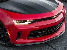 Chevrolet Camaro. Chevrolet camaro slenkščių