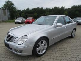 Mercedes-benz E klasė. 2004-2013 2,2td 3