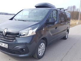 Renault Trafic Space Clas Verslo klase,