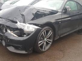 BMW 430 dalimis. Bmw 430xd 2014m dalimis  m paketas maza rida