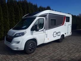 Bürstner Travel Van 620g, turistiniai automobiliai