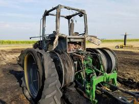John Deere 6920 Dismantled for spare parts,