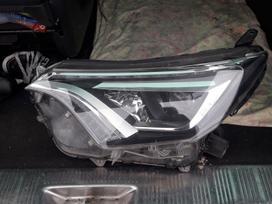 Toyota Rav4. Europinis,full led zibintas be