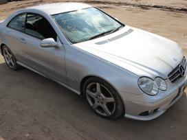 Mercedes-benz Clk220 dalimis