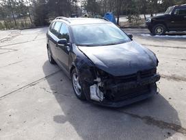 Volkswagen Golf. Europa dalimis kablys