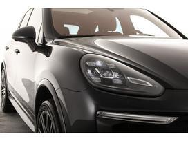 Porsche Cayenne, 4.1 l., visureigis