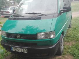 Volkswagen Transporter. Vw transporter  97m.2,4d,lieti
