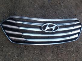 Hyundai Grand Santa Fe. Devetos kebulines dalys