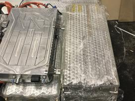 Tesla Model S. Tesla s90 d baterija,