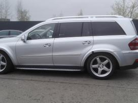 Mercedes-benz Gl550, visureigis