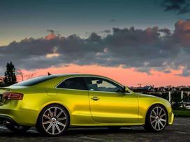 Audi A5 kėbulo dalys