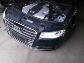Audi A8 по частям. Variklio kodas ctb .dėžės kodas nwj. 42000mil