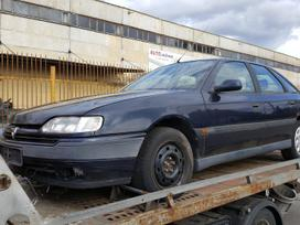 Renault Safrane dalimis. Turime ir daugiau