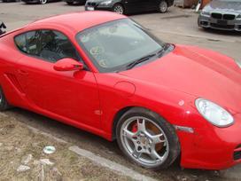 Porsche Cayman dalimis. Porsche cayman s 3.4i