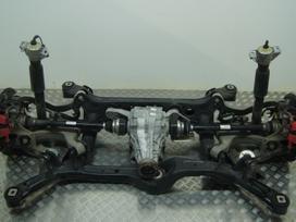 Porsche Macan važiuoklės, transmisijos dalys