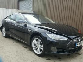 Tesla Model S. Platus naudotų detalių