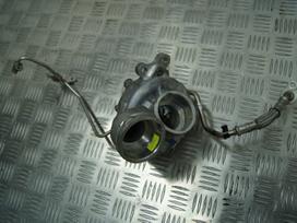Porsche Macan variklio detalės