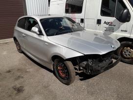 BMW 120. Turime ir daugiau automobiliu dalimis. klaipėdos r. vež