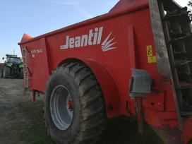 Jeantil Evr 16-12, mėšlo kratytuvai