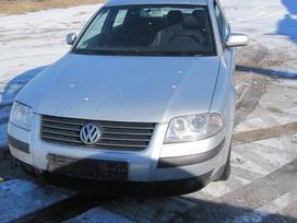 Volkswagen Passat dalimis. skambinti siais