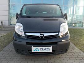 Opel Vivaro, pasažieru